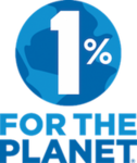 One Percent Contributing logo